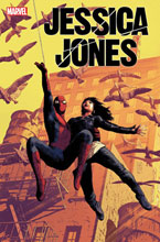 Image: Jessica Jones: Blind Spot #4 - Marvel Comics