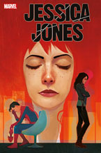 Image: Jessica Jones: Blind Spot #4 (variant cover - Simmonds) - Marvel Comics