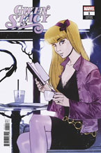 Image: Gwen Stacy #1 (incentive 1:25 cover - Sara Pichelli) - Marvel Comics
