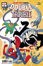 Image: Spider-Man & Venom: Double Trouble #4 - Marvel Comics