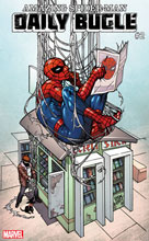 Image: Amazing Spider-Man: Daily Bugle #2 (incentive 1:25 cover - Ferry) - Marvel Comics