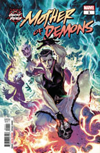 Image: Spirits of Ghost Rider: Mother of Demons #1 - Marvel Comics