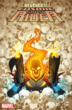 Image: Revenge of the Cosmic Ghost Rider #3 (incentive 1:25 cover - Yildrum) - Marvel Comics