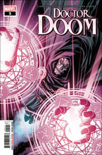 Image: Doctor Doom #5 - Marvel Comics