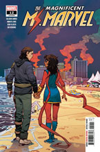 Image: Magnificent Ms. Marvel #12 - Marvel Comics