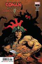 Image: Conan: Battle for the Serpent Crown #1  [2020] - Marvel Comics