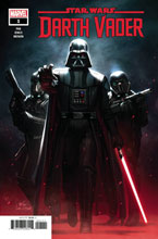 Image: Star Wars: Darth Vader #1 - Marvel Comics