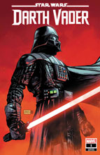 Image: Star Wars: Darth Vader #1 (incentive 1:25 cover - Ienco) - Marvel Comics