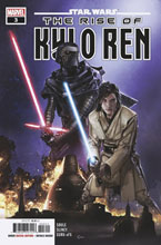 Image: Star Wars: Rise of Kylo Ren #3 - Marvel Comics
