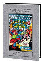 Image: Marvel Masterworks Marvel Team-Up Vol. 05 HC  - Marvel Comics