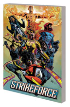 Image: Strikeforce Vol. 01: Trust Me SC  - Marvel Comics