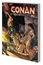 Image: Conan the Barbarian Vol. 02: The Life and Death of Conan Book Two SC  - Marvel Comics