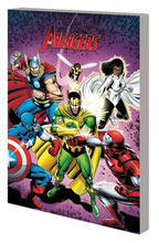 Image: Legends of Marvel: Avengers SC  - Marvel Comics