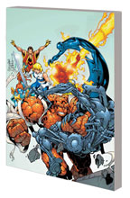 Image: Fantastic Four Complete Collection Vol. 02: Heroes Return SC  - Marvel Comics
