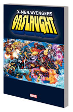 Image: X-Men / Avengers: Onslaught Vol. 01 SC  - Marvel Comics