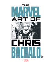 Image: Marvel Monograph: Art of Chris Bachalo SC  - Marvel Comics