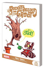 Image: Rocket Raccoon and Groot: Tall Tails GN SC  - Marvel Comics