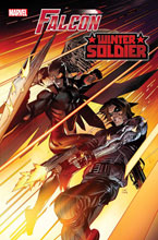 Image: Falcon & Winter Soldier #1 Poster  - Marvel Comics