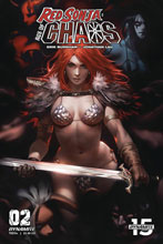 Image: Red Sonja: Age of Chaos #2 (cover C - Chew) - Dynamite