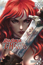 Image: Red Sonja: Age of Chaos #2 (incentive 1:10 cover - Kunkka) - Dynamite