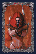 Image: Red Sonja: Age of Chaos #2 (incentive 1:50 cover - Dell Otto icon) - Dynamite
