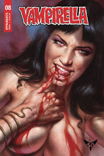 Image: Vampirella Vol. 05 #8 (incentive 1:10 cover - Parillo) - Dynamite