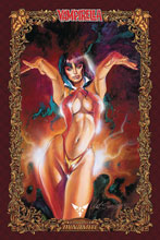 Image: Vampirella Vol. 05 #8 (incentive 1:75 cover - Beachum Icon) - Dynamite