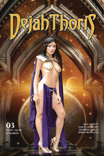 Image: Dejah Thoris #3 (2019) (cover E - Cosplay) - Dynamite