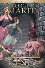 Image: George R.R. Martin's A Clash of King #2 (cover A - Miller) - Dynamite