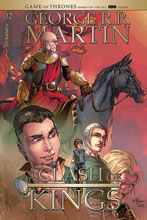 Image: George R.R. Martin's A Clash of King #2 (cover B - Rubi) - Dynamite