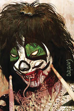 Image: Kiss: Zombies #4 (variant cover - Suydam virgin) - Dynamite