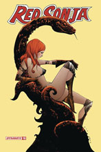 Image: Red Sonja #13 (cover A - Jae Lee) - Dynamite