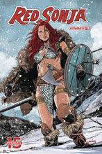 Image: Red Sonja #13 (cover D - Laming) - Dynamite