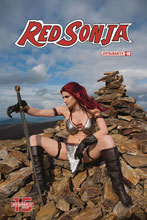 Image: Red Sonja #13 (cover E - Cosplay) - Dynamite