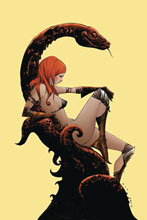 Image: Red Sonja #13 (variant cover - Lee virgin) - Dynamite