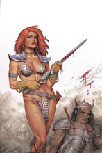 Image: Red Sonja #13 (variant cover - Linsner virgin) - Dynamite