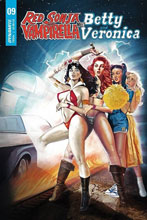 Image: Red Sonja and Vampirella Meet Betty and Veronica #9 (cover A - Dalton) - Dynamite