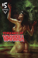 Image: Vengeance of Vampirella #5 (cover A - Parillo) - Dynamite