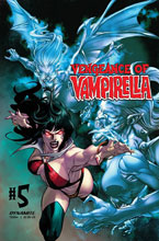 Image: Vengeance of Vampirella #5 (cover C - Buzz) - Dynamite