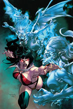 Image: Vengeance of Vampirella Vol. 02 #5 (incentive 1:10 cover - Segovia virgin) - Dynamite