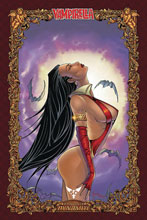 Image: Vengeance of Vampirella #5 (incentive 1:60 cover - Tucci icon) - Dynamite
