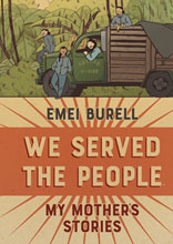 Image: We Served the People: My Mother's Stories Original GN HC  - Boom! - Archaia