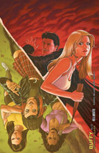Image: Buffy the Vampire Slayer #12 (incentive 1:25 cover - Quinones) - Boom! Studios