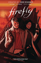 Image: Firefly: Unification War Vol. 03 HC  - Boom! Studios