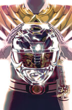 Image: Mighty Morphin Power Rangers #48 (variant Foil cover - Montes) - Boom! Studios
