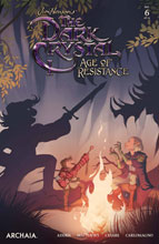 Image: Jim Henson: Dark Crystal - Age of Resistance #6 (cover A - Finden) - Boom! - Archaia