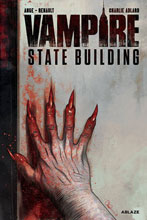 Image: Vampire State Building GN HC  - Ablaze