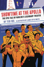 Image: Showtime at The Apollo: Epic Tale of Harlem's Legendary Theater GN  - Abrams Comicarts