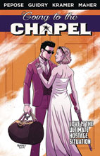 Image: Going to the Chapel Vol. 01 SC  - Action Lab - Danger Zone