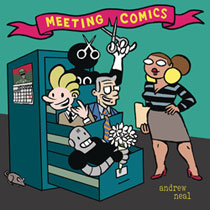 Image: Meeting Comics SC  - Adhouse Books